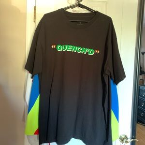 """Trophy Room """"Quenched"""" Shirt"""